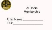 AP Indie Membership